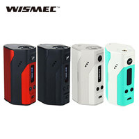 100 Original Wismec Reuleaux RX200S TC Mod 200W OLED Screen Box Mod With Upgradeable Firmware Reuleaux