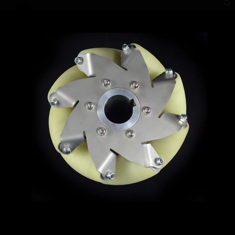 50 Kg Load Industrial 6 Inch Wheels Mecanum Wheels Online Wholesale Left Mecanum Wheels