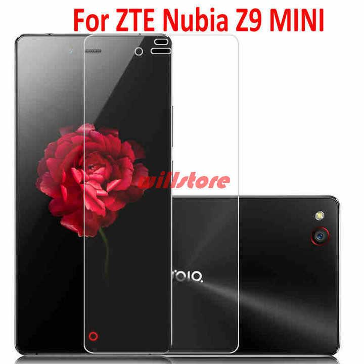 Film de protection en verre trempé pour ZTE Nubia Z5s Z7 Z9 mini lame max/ZTE X3 X5 X7 Z7 X9/V5 Pro L5 PLUS A452 protecteur d'écran