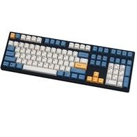 Apricot keycap 108/143 키 PBT 체리 프로파일 염료 승화 MX 스위치 기계식 키보드 키 캡 전용 키 캡 판매