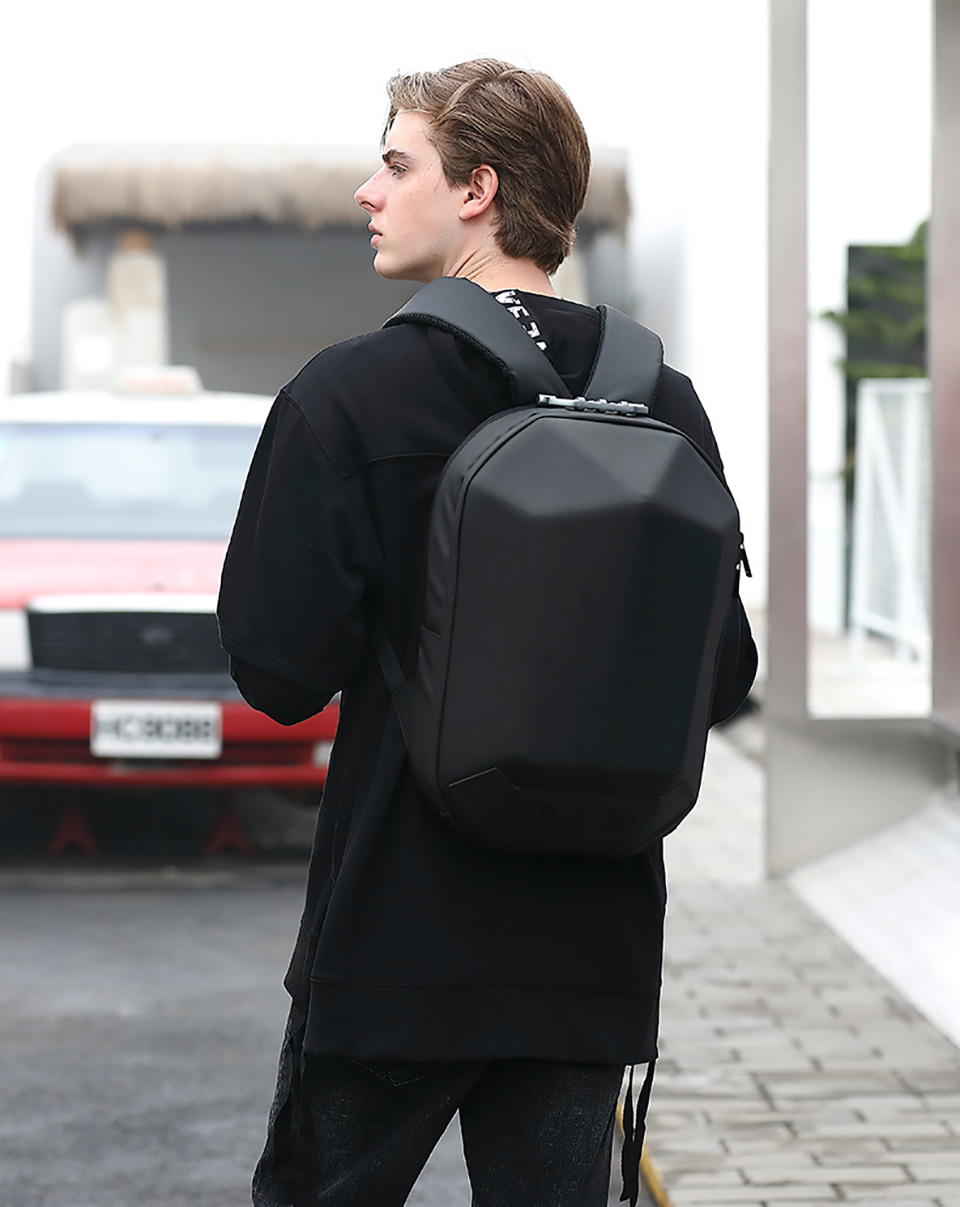 "HTB1H6mSaPDuK1Rjy1zjq6zraFXaY - OZUKO Men 15.6"" Laptop Backpack Fashion Waterproof Teenager Schoolbag"
