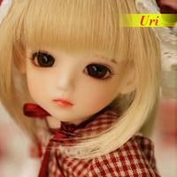 Oueneifs БЖД куклы СД aileen URI Габи Хани Солнечный Анж нари 1/6 тела смолы для мальчиков и девочек куклы глаза высокое качество игрушки подарок