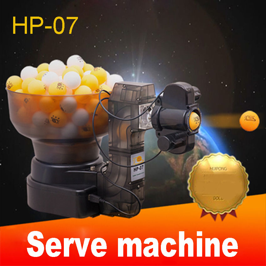 Free by DHL PC HP Ping Pong Table Tennis Robots Ball Machines