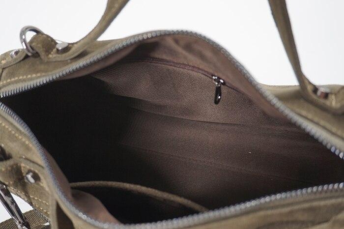 lilyhood feminino rebite bolsa de Exterior : Nenhum