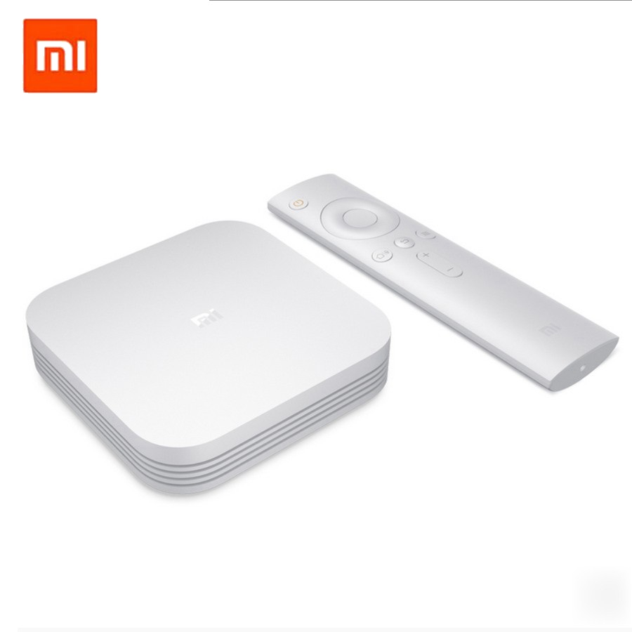Xiaomi Mi TV Box 3 Pro 3S Enhanced Smart 4K HD 2G+8G Dual USB  64bit 4K Quad Core Android 5.1 New Original xiaomi mi box 3s