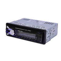 Съемная лицо Bluetooth стерео плеер FM Радио MP3 USB SD AUX аудио Авто Электроника Авторадио MP3 плеер дистанционного Управление