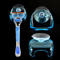 Shaver Razor Toothbrush Holder High Power Suction Cup Hook Bathroom Accessories