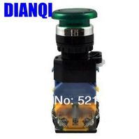 la38 11MD la38 11md green Mushroom push button switch automatic reset function includes a lamp