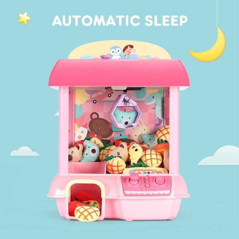 Maison licorne poupée 12 Mini Mickey musique poupée Rechargeable électronique attraper bricolage poupée Machine peluche Mnimals bébé jouets Lol poupées - 3