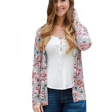 YJSFG HOUSE Autumn Long Sleeve Irregular Cardigan Women Vintage Print Floral Jacket And Coat Elegant Loose Poncho Women Outwears