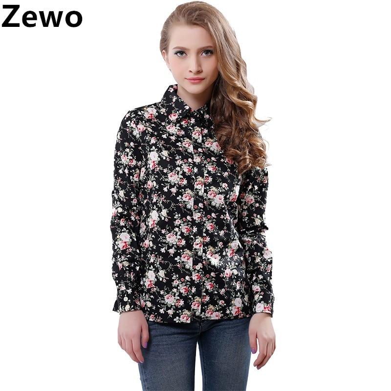 Женские блузки и Рубашки Zewo Blusa