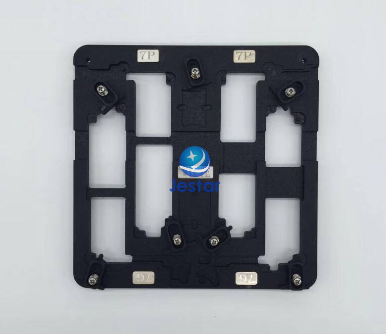Motherboard mainboard PCB Fixture Holder For iPhone 7G/7P IC Maintenance Repair Mold Fixing Tool kit