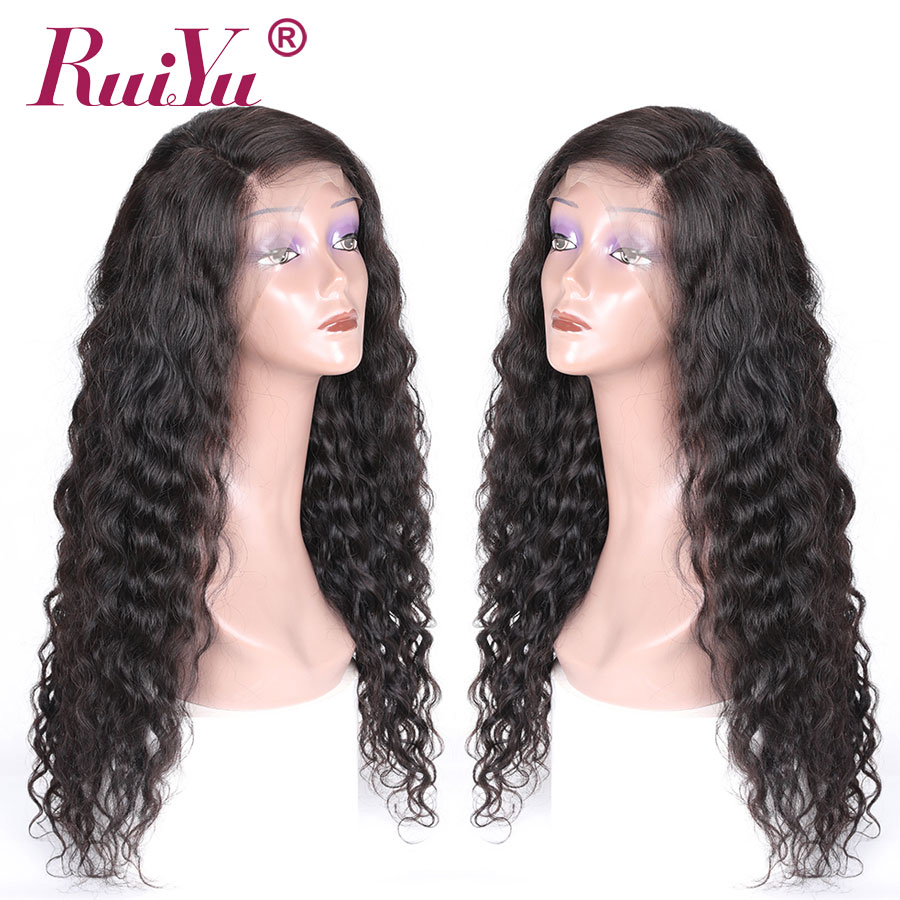 360 Lace Frontal Wig Human Lace Wigs Brazilian Hair Wig Curly Pre Plucked With Baby Hair