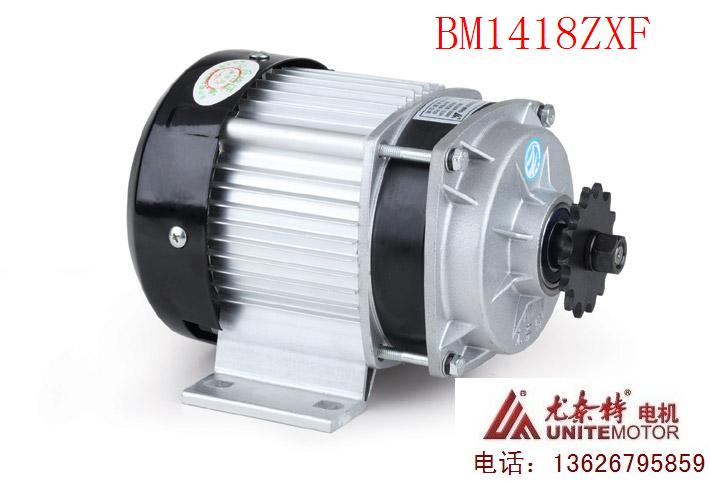 Permanent magnet DC speed reduction brushless motor BM1418ZXF 650W 48V 60V electric tricycle accessories in DC Motor from Home Improvement