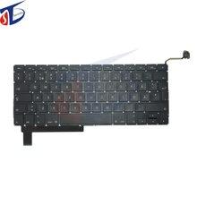 "A1286 Swedish Finnish keyboard for macbook pro 15.4"" a1286 Sw SE FI keyboard without backlight 2009 2010 2011 2012year"