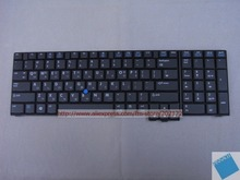Brand New Black Laptop Notebook Keyboard 450471-AD1 PK1300X0450 For HP Compaq 8710P 8710W (Korea) 100% compatiable us