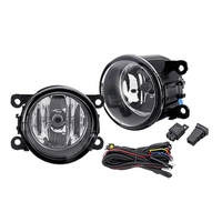1Pair Car Front Bumper Fog Light Fog Light Harness Kit For Mitsubishi Outlander Sport / Rvr/ Asx