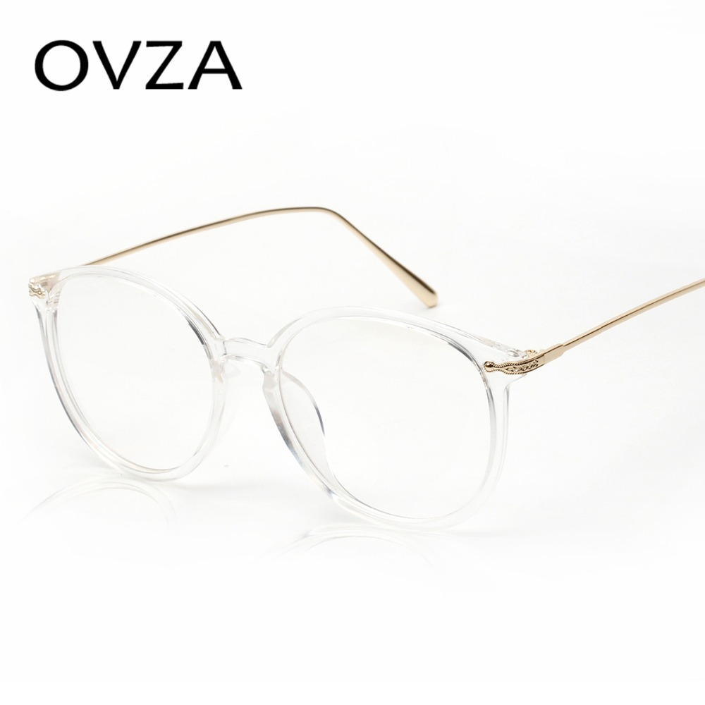 Ovza 2018 Rectangle Big Frame Men Glasses Fashion Designer ...