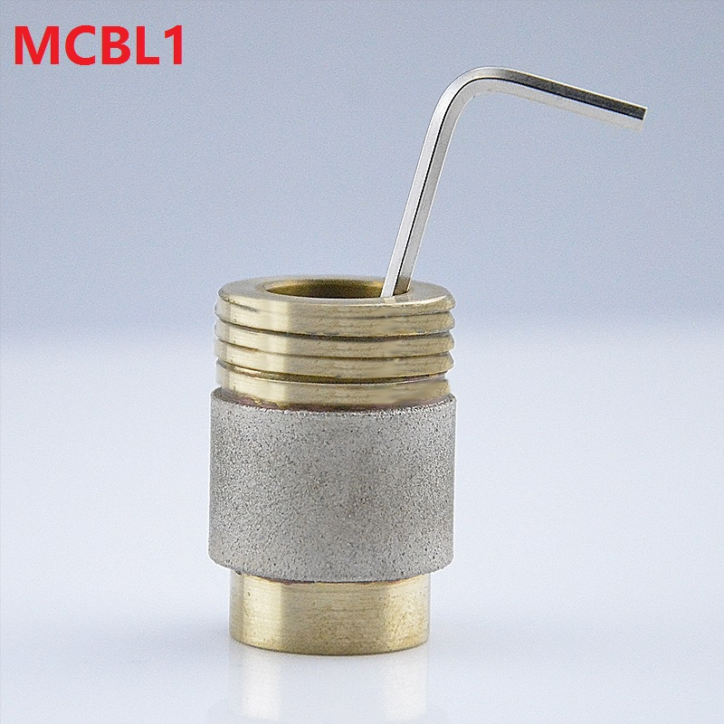 MCBL1/MCBL58 Replacement Grinding Bit For Stained Glass Grinding Machine Standard Diamond Grinder Copper Bit