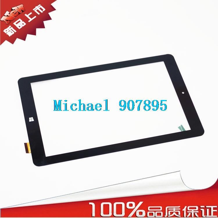 8.9inch external capacitive touch screen capacitance panel  handwritten black color SG8109-Fpc-V2-2 for WIN 8 tablet pc lexeb cow leather wallet for men credit cards case rfid blocking short style zipper hasp id holders bifold coin purses black