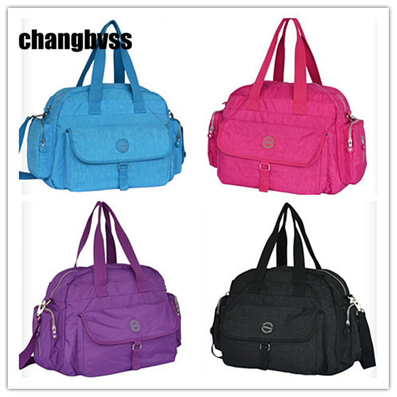 Fashion Stroller Diaper Bag Baby Nappies Organizer,Blue Purple Black Pink Mother Bag Maternity Bag for Baby Diapers Nappy ThingsFashion Stroller Diaper Bag Baby Nappies Organizer,Blue Purple Black Pink Mother Bag Maternity Bag for Baby Diapers Nappy Things