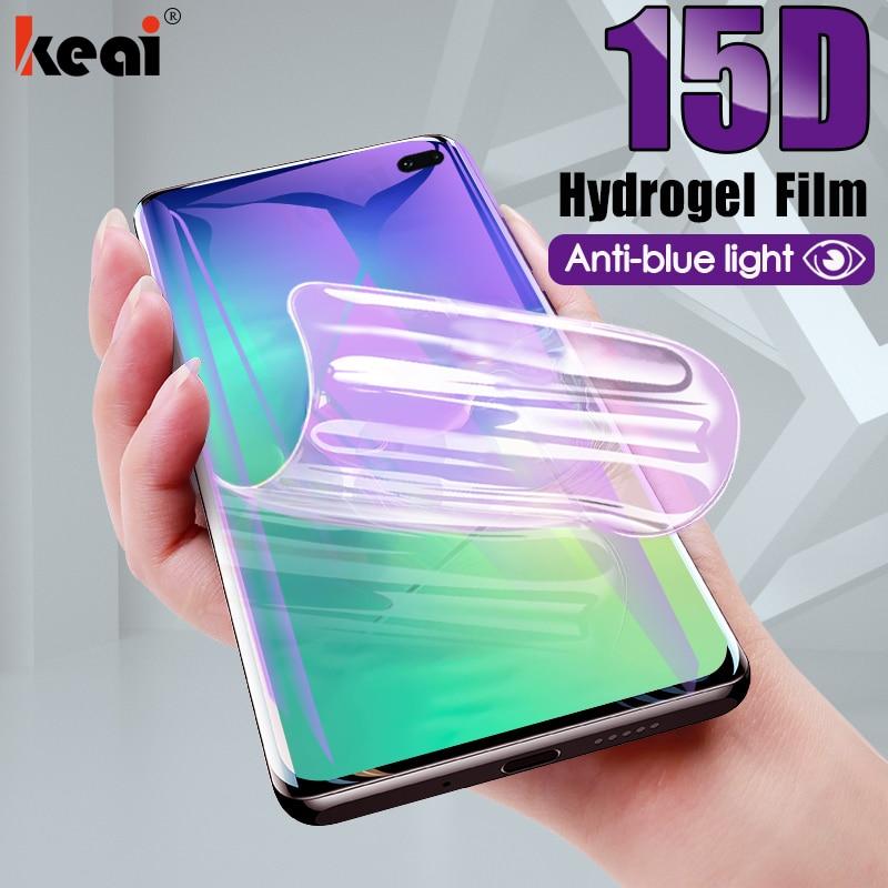 Hydrogel-Film Screen-Protector Anti-Blue-Light Not-Glass S10e-Lite Note 9 Samsung Galaxy