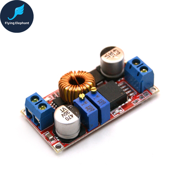 5A Lthium-ion Battery Charge LED Driver Step Down CC CV Power Supply Module 4-38V to 1.25-36V ADJ image