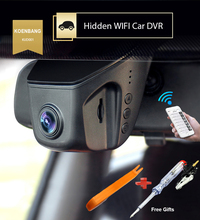 Koenbang видеорегистратор Новатэк 96658 Full HD1080P 6 г объектив H.264 мини автомобиль тире Камера видео Регистраторы dashcam