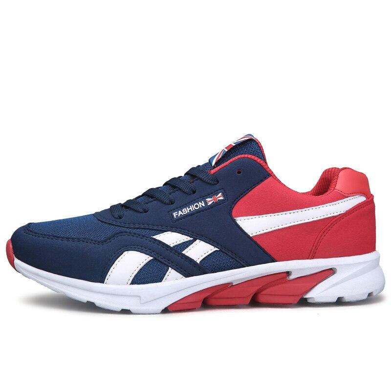 Для мужчин легкий Кроссовки comfot Кружево на шнуровке прогулочная обувь Спорт Спортивная обувь Trail Кроссовки