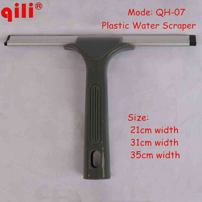 QILI QH-07 ABS Water Wiper Scraper Blade Ruber Squeegee Tools Car Windshield Washing Cleaner, Glass Blowing, Window Cleaner