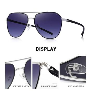 MERRYS Classic Pilot Sunglasses  1