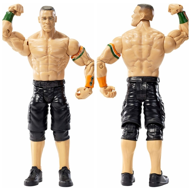 Wrestling Wrestler John Cena Action Figure Toy Doll Collection Model Gift