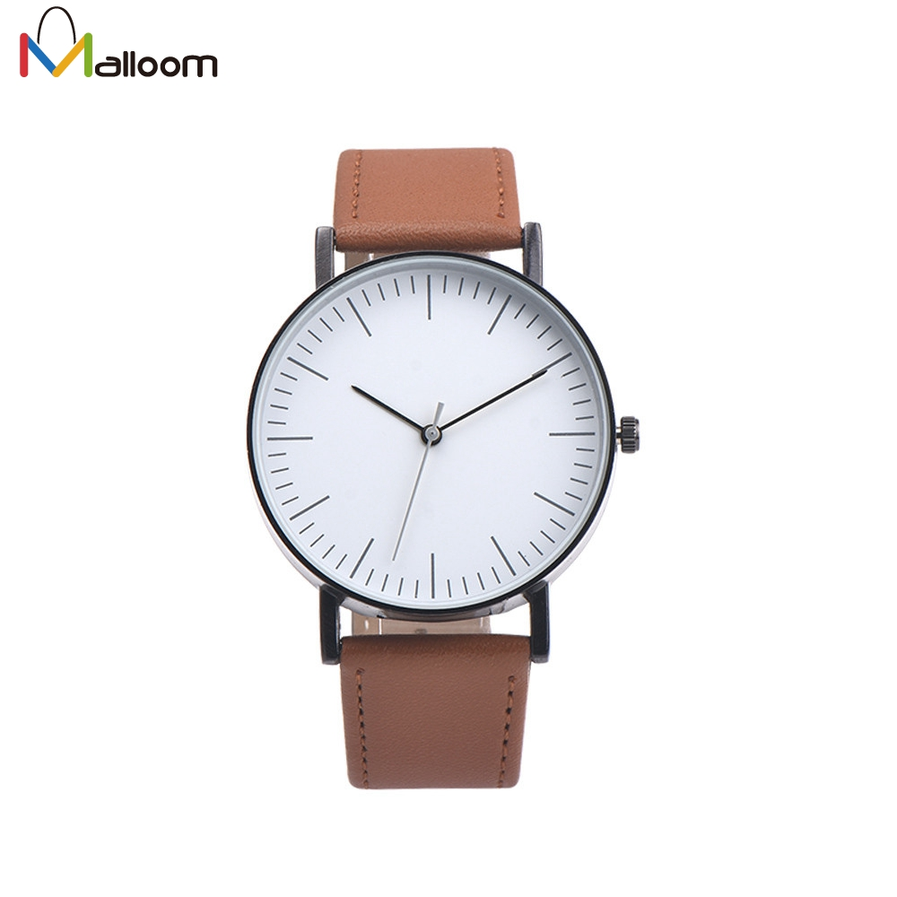 Watch Men Relogio Masculino Top Brand Luxury Military Army Retro Design Business PU Leather Band Analog Quartz Clock 10pcs ac 380v 15a black button actuator spdt momentary micro switch blue