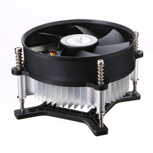 1pc Mayitr Aluminium Heatsink Fan Heat Dissipation Sink for 30W 50W 100W High Power LED Bulb Cooling 12V DC