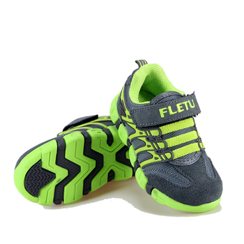 2018 Boys girls Shoes Children Casual New Brand sneakers Kids Leather Sneakers Sport breathable mesh Fashion Casual Sneakers Boy's Shoes