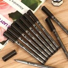 Пластиковой каллиграфия ручкой кисть мягкая кисти школьные принадлежности качества высокого бренд