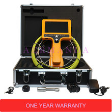 Pipe drain inspection camera Industrial Endoscope 710-SCJ plumbing detector process line equipment стоимость