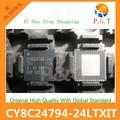 CY8C24794-24LTXIT IC PSOC 16K FLASH 1K SRAM 56VQFN IC price