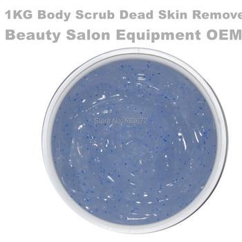 Caviar Skin Gel 1000ML Facia Face Body Exfoliating Gel Mild Scrub Cream Hospital Equipment Skin Care SPA Products Free Shipping
