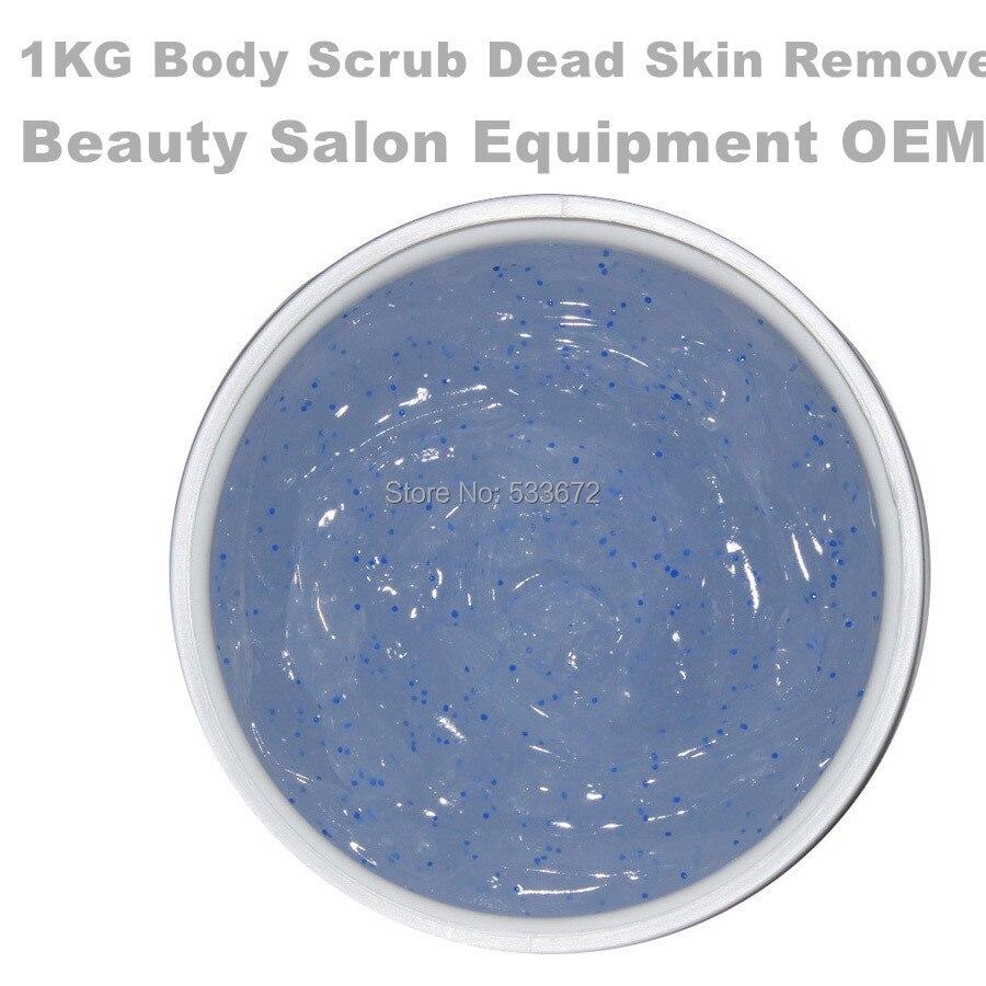 Caviar peau Gel 1000 ML Facia visage corps exfoliant Gel doux gommage crème équipement hospitalier soins de la peau SPA produits livraison gratuite