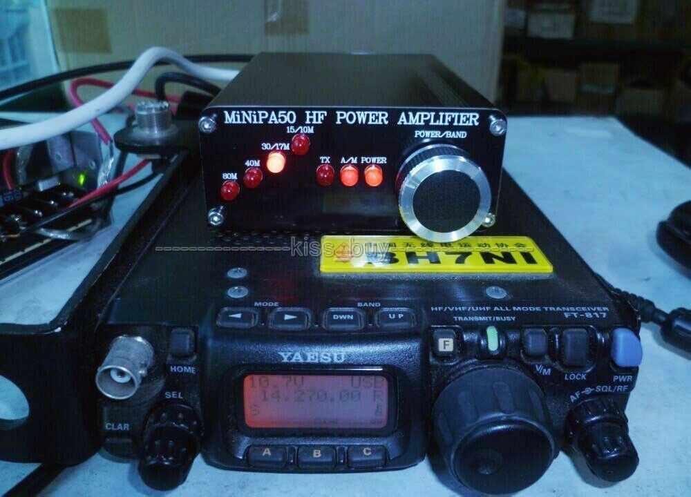 Fabulous New 1Pc Minipa50 45W Hf Power Amplifier For Yaseu Ham Radio Kx3 Ic 703 Hf Amplifier Pa Download Free Architecture Designs Scobabritishbridgeorg