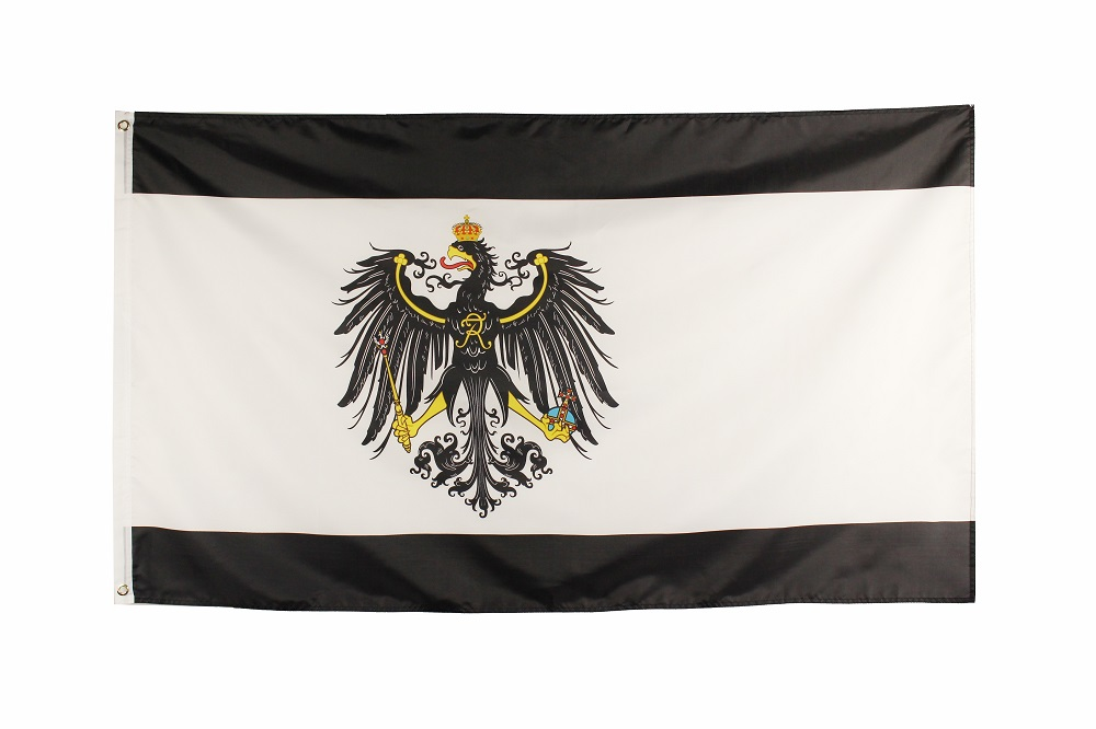 johnin 3x5 fts Germany Prussian German Banner prussia Flag