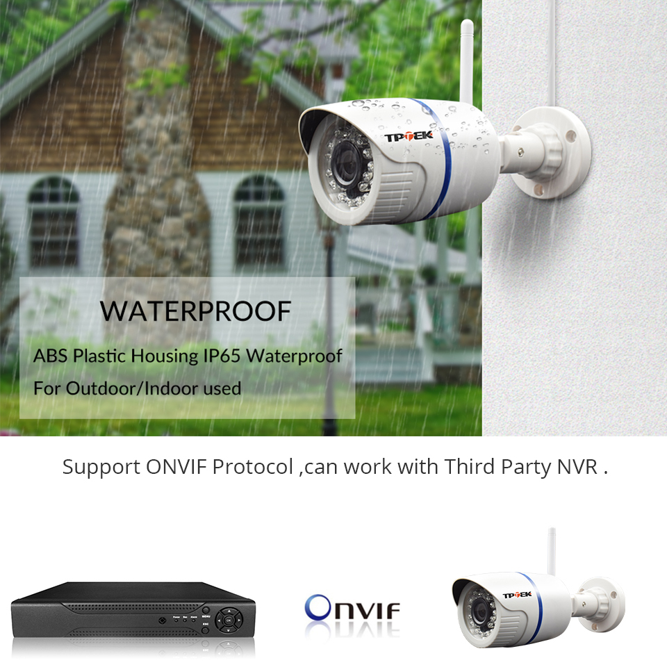 HD 1080P IP Camera Outdoor WiFi Home Security Camera 720P 3MP Wireless Surveillance Wi Fi Bullet HD 1080P IP Camera Outdoor WiFi Home Security Camera 720P 3MP Wireless Surveillance Wi Fi Bullet Waterproof IP Onvif Camara Cam