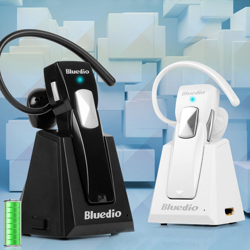 1 Pcs Original Handsfree Wireless Bluetooth Headset Stereo Headphone Music Earphone with Charger Dock for Cell Phone