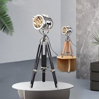 Tripod Floor Lamps Loft Industrial Living Room Nordic Led Standing Light Fixture Iron Decor Bedroom Indoor Home Luminaire Leg