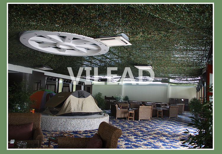 цена на VILEAD 4M*4M Jungle Color Car Cover Sun Shade Cloth Outdoor Military Camouflage Netting Hunting Camping CS Camo Indoor Adornment