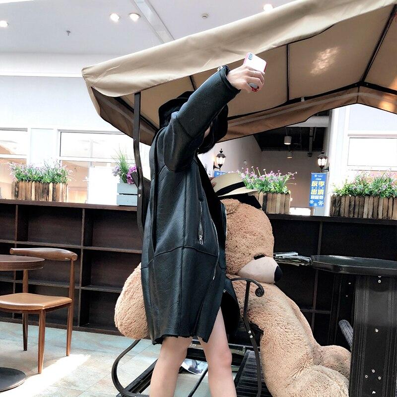 La Plus Peau Mouton Noir De Vestes En Agneau Veste 2018 D'hiver Taille Fourrure Manteau Femmes Véritable Hiver Cuir qw7U6ExOT