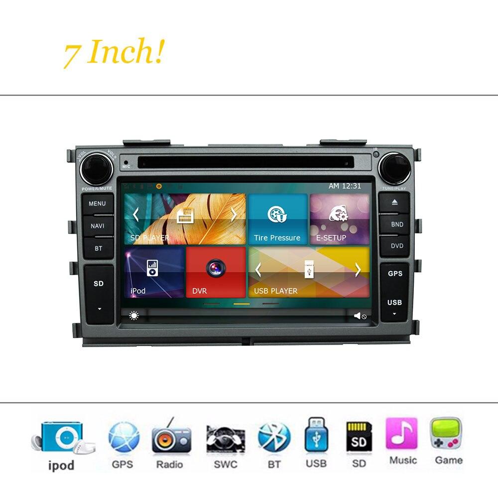 Wince Sistema de coches Reproductor de DVD Para Kia Forte/Cerat/Koup 2008-2011 R
