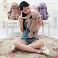 Bunny rabbit plush toys for children gift kids toy accompany baby toys valentine day gifts 40cm