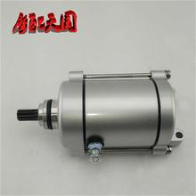 Engine Spare Parts Wind cooling Motorcycle Engine Electric Starter Motor For honda CG200 CG 200 200CC стоимость